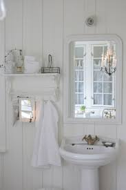 The 139 Best Images About Bathtime Bliss On Pinterest With Regard To Shabby  Chic Bathroom Mirrors