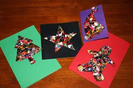 Homemade Christmas Card Ideas To Do With Kids U2022 Brisbane KidsChristmas Card Craft Ideas