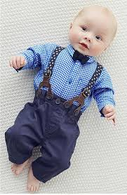 Amazon Com Toddler Baby Boy Gentleman Bow Tie Long Sleeve Shirt