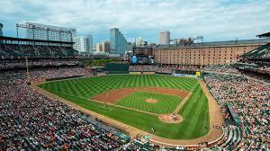 Baltimore Orioles Camden Yards Seating Chart Baltimore Orioles Baseball Visit Maryland