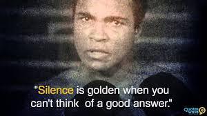 Muhammad Ali Funny Quotes