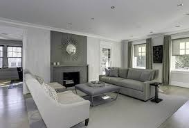 dark gray living room furniture. Simple Dark Contemporary Gray Living Room Two Tone Furniture And Dark Fireplace For Dark Gray Living Room Furniture
