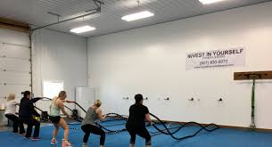 invest in yourself fitness studio llc boot camp personal training