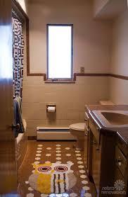 beige-and-brown-vintage-bathroom DesignDilemma