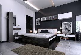 Modern Room Design Contemporary Simple Bedroom Colour And White Interior Colors For