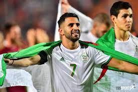 رياض محرز وبوجبا وريبيريه يدعون لدعم الجزائر عبر بذور الخير - 195 سبورتس