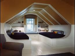 ATTIC ROOMS!