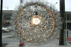 plastic bottle chandelier bottle chandelier 5 make a recycled plastic bottle chandelier plastic bottle chandelier