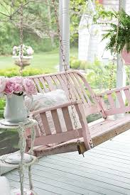 shabby chic outdoor furniture. Shabby Chic Garden - The Cottage Journal Outdoor Furniture