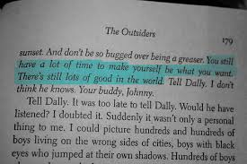 40 Images About The Outsiders On We Heart It See More About The Awesome The Outsiders Quotes