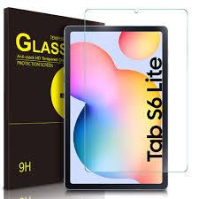 Kính Cường Lực 9h Bảo Vệ Màn Hình Máy Tính Bảng Samsung Galaxy Tab S6 Lite  tại Nước ngoài