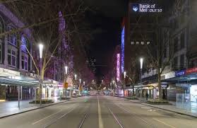 Melbourne, australia's second biggest city, is now into its barcroft media via getty images. Covid 19 Melbourne City Streets Drain Of Life In Australia S Toughest Lockdown The New Indian Express