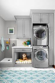 Bathroom:Best Laundry Room Design With Sliding Ironing Board And Smart  Clothes Hook Idea Contemporary