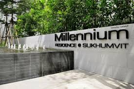 1 Bedroom At Millennuim Residence Sukhumvit Millennium Residence Bangkok