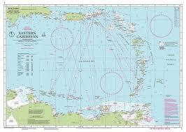 Free Nautical Charts Of The Caribbean Imray Nautical Chart Imray 1 Eastern Caribbean