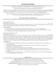Cover Letter Analyst Resume Sample Budget Analyst Resume Sample