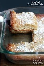 Original Gooey Butter Cake Tastes Better From Scratch
