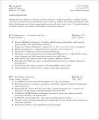 System Engineer Resume Example Resumes Examples Of Resumes System