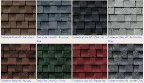 Timberline vs Landmark Shingles Compare Roof Shingle Colors And