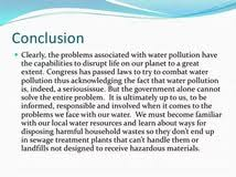 water pollution and solutions essay case study analysis help essay on water pollution sources effects and control of water
