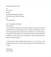 Cover Letter Fax Fax Cover Letter Example Sample Fax Cover Resume ...