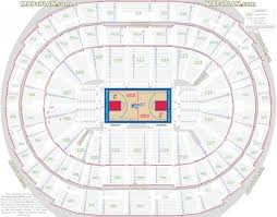 Wells Fargo Philadelphia Seating Chart Wells Fargo Center Seating Chart With Seat Numbers Seating