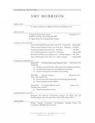 Nursing Resume Objective Kerrobymodels Info Unbelievable For ...