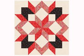 Star Quilt Block Pattern & Carpenter's Star Quilt Block Pattern Adamdwight.com