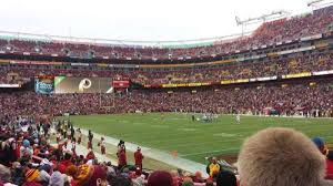 Fedex Field Seating Chart View Fedex Field Section 114 Home Of Washington Redskins