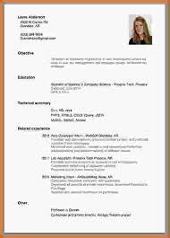 how to make a good resume with little experience how to make a resume with free how to write a good resume with little experience