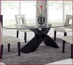 dining room tables oval. Oval Glass Dining Room Table At Best Home Design 2018 Tips For Decor 14 Tables