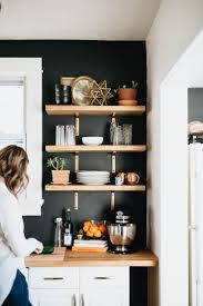 best 25 diy kitchen shelves ideas on floating shelves homemade kitchen cabinet cleaner camp kitchens homemade