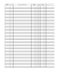 Printable Check Register For Checkbook Free Checkbook Register Template Checkbook Register Check