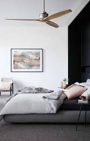 awesome best ceiling fans for bedrooms ideas and without lights efff de fe a black white bedroom images