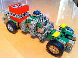 how to make a car in minecraft.  Minecraft Minecraftfeature On How To Make A Car In Minecraft