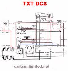ezgo 1997 dcs wiring diagram wiring diagram schematics ezgo troubleshooting
