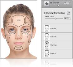 eyeshadow tutorialakeup for round eyes face shape use mask tools and up to 4 layers to freely customize and build upon