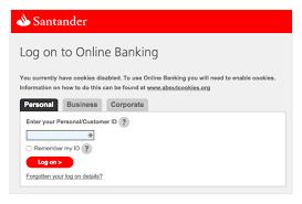 santander bank jobs personal santander banking vista home premium oem