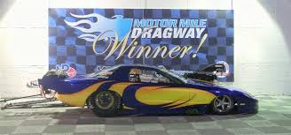 motor mile dragway winner photo