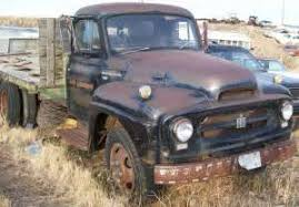 similiar ihc truck keywords 1954 ihc international r 160 one ton flatbed truck for 4 000
