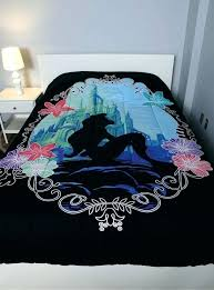 mermaid twin bedding set little mermaid bed set princess bedding set twin size little mermaid little mermaid bed set little mermaid twin bedding set