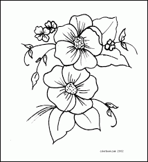Designs:Floral: for fabric painting-flowers.gif