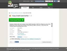 Numbers Credit Validator Elfqrin Generator Card Com Discard And E17CqxB
