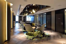 Organic Office Cbre Offices Precision Flooring
