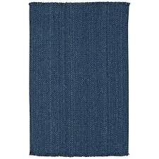 hampton denim blue rug