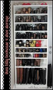 Bedroom Unusual Healthy Lowes Storage Shelves For Shoes And Ikea Closet Organizer Shoes