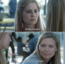 Anamorphosis and Isolate — ― White Oleander (2002) Astrid: Do they hurt  you? ...