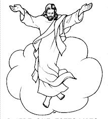 Resultado de imagen para imagenes de jesus para colorear