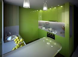 Green Apple Decorations For Kitchen Green Kitchen Walls For Fresh And Natural Looking Kitchen Sage