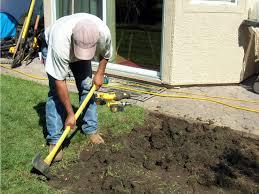 how to create a paver patio how tos diy